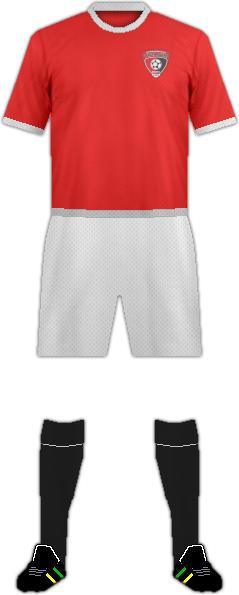 Kit FC TEKSTILSHCHIK IVANOVO