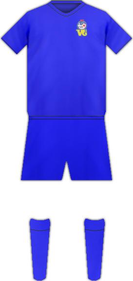 Kit FC VOLGAR