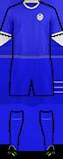 Kit FC DYNAMO BARNAUL