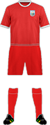 Kit FC MASHUK-KMV