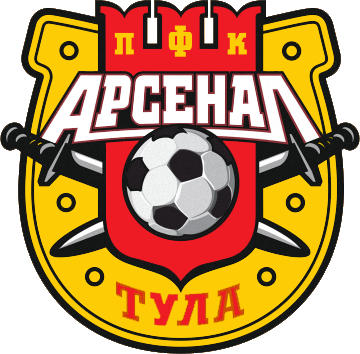 Logo of FC ARSENAL TULA (RUSSIA)
