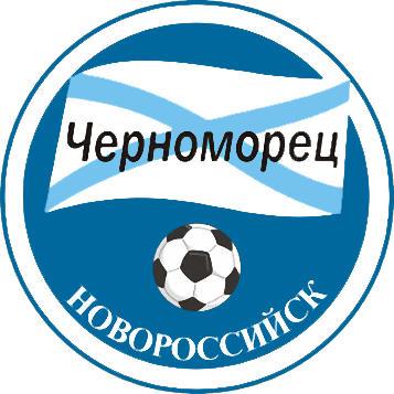 Logo of FC CHERNOMORETS NOVOROSSIYSK (RUSSIA)