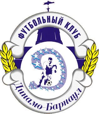のロゴFC ディナモ ・ バルナウル (ロシア)