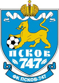 Logo of FC PSKOV-747 (RUSSIA)