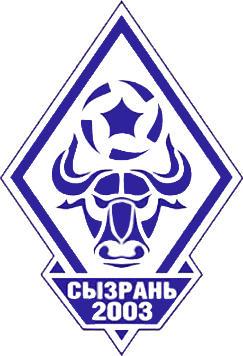 Logo of FC SYZRAN 2003 (RUSSIA)