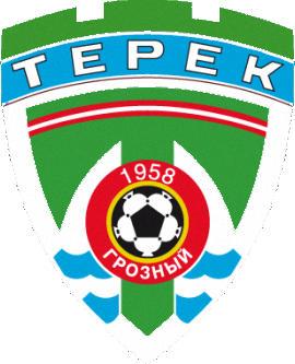 Logo of FC TEREK (RUSSIA)