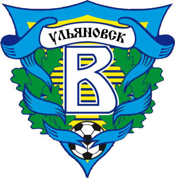 Logo of FC VOLGA ULYANOVSK (RUSSIA)