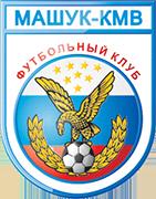 Logo de FC MASHUK-KMV