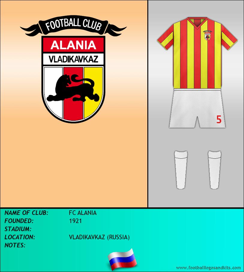 Logo of FC ALANIA