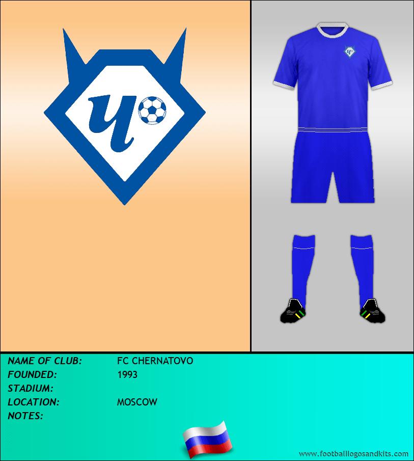Logo of FC CHERNATOVO