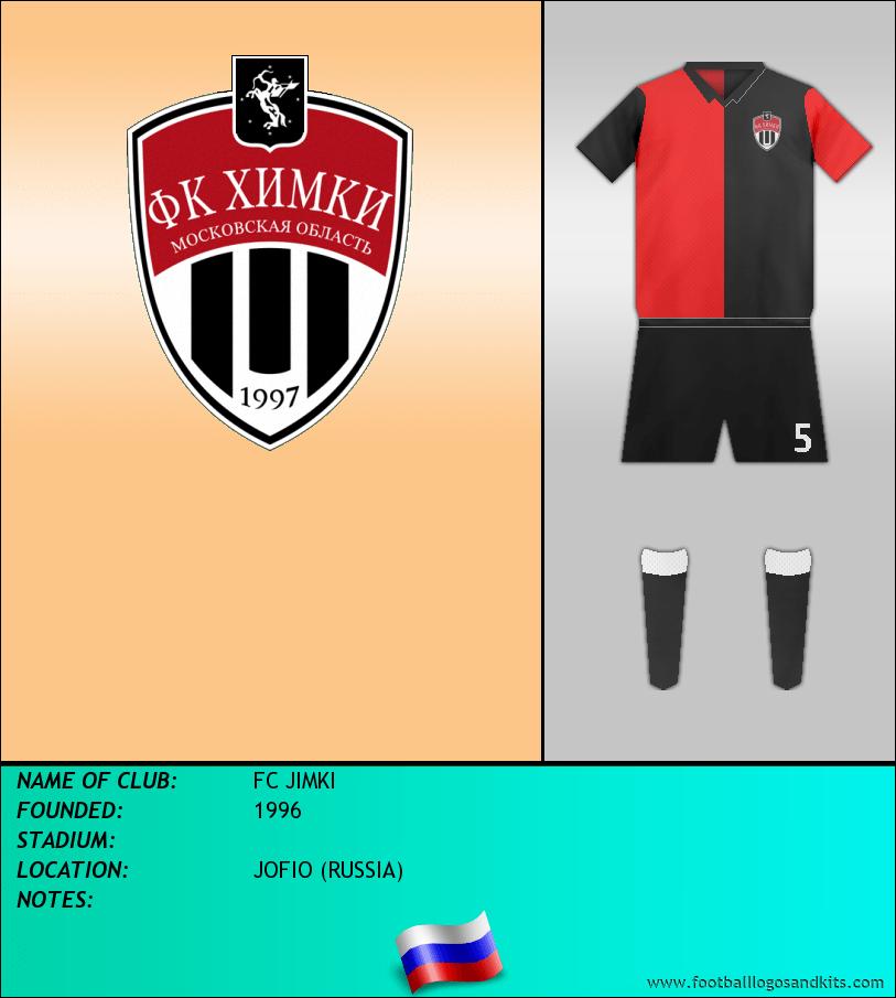 Logo of FC JIMKI