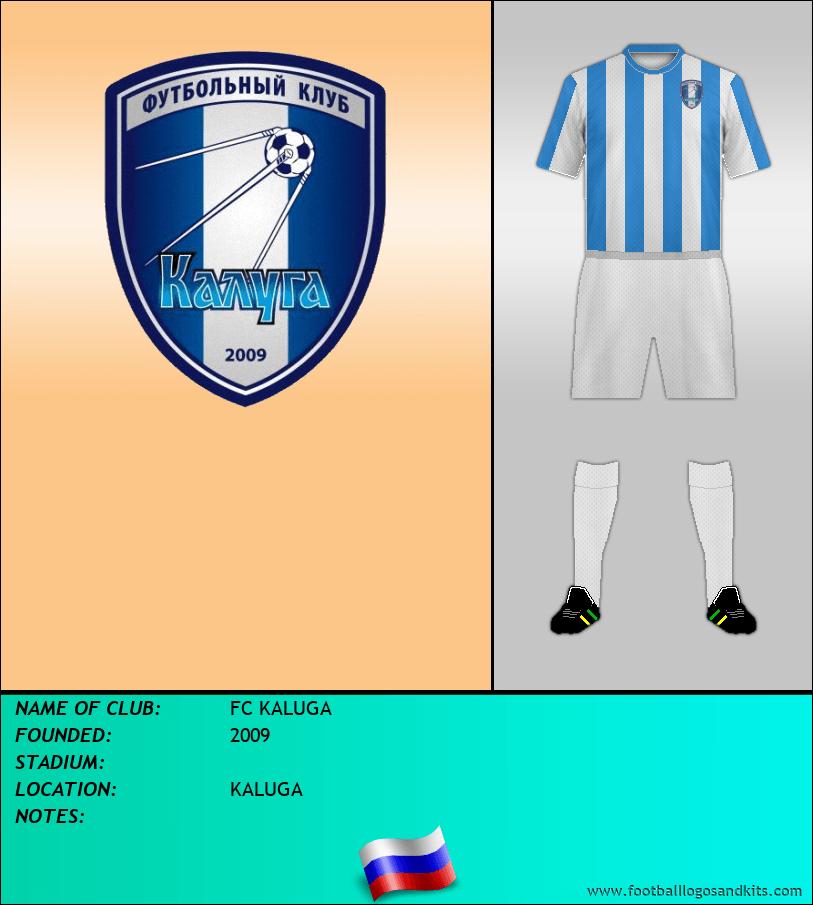 Logo of FC KALUGA