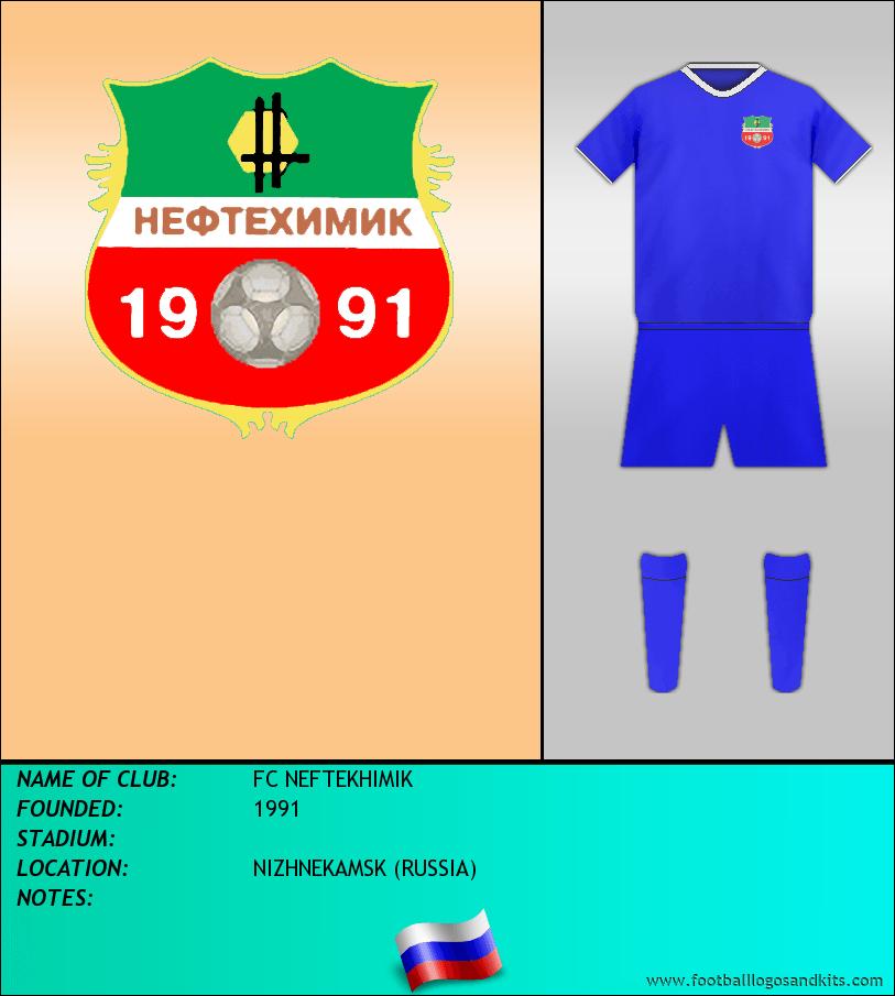 Logo of FC NEFTEKHIMIK