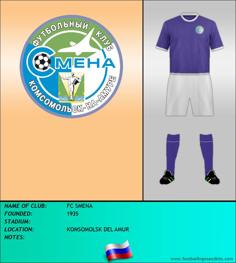 Logo of FC SMENA