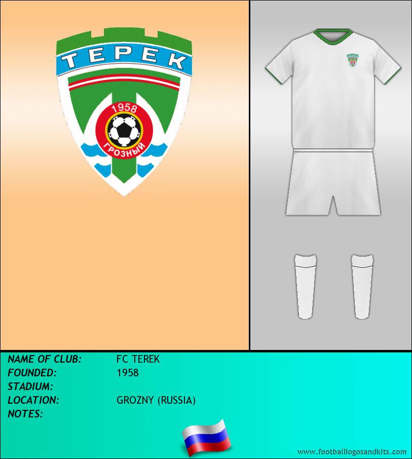 Logo of FC TEREK