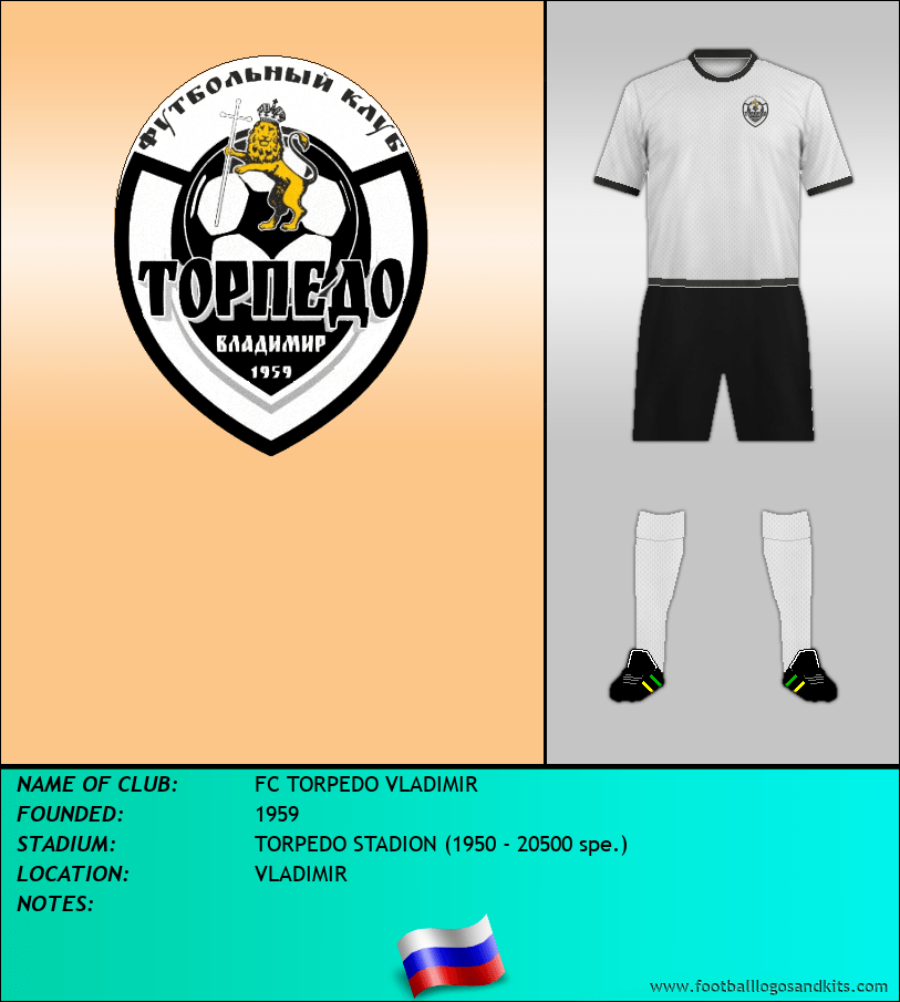 Logo of FC TORPEDO VLADIMIR