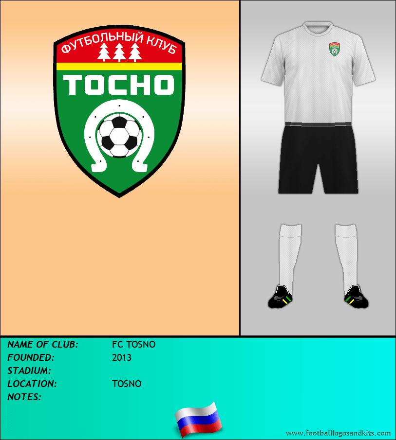Logo of FC TOSNO