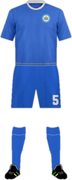 Kit SAN MARINO NATIONAL FOOTBALL TEAM