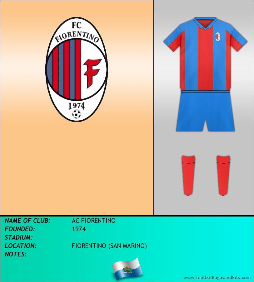 Logo of AC FIORENTINO
