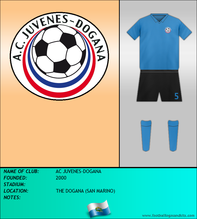 Logo of AC JUVENES-DOGANA