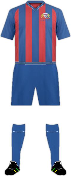 Kit FK BEZANIJA