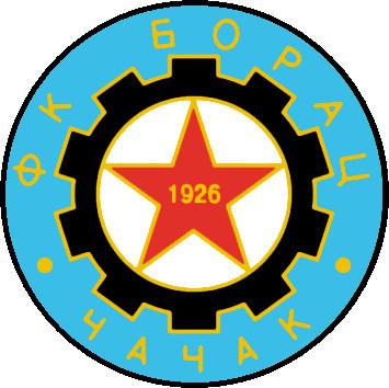 Logo of FK BORAC CACAK (SERBIA)
