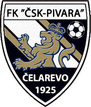 Logo of FK CSK-PIVARA (SERBIA)