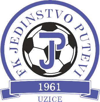 Logo of FK JEDINSTVO PUTEVI (SERBIA)