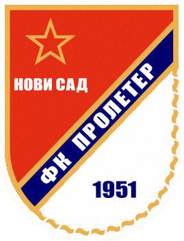 Logo of FK PROLETER (SERBIA)