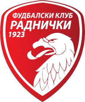 Logo of FK RADNICKI KRAGUJEVAC (SERBIA)
