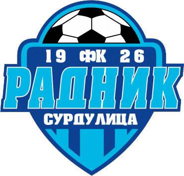 Logo of FK RADNIK SURDULICA (SERBIA)