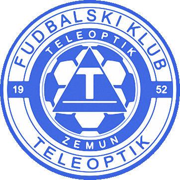 Logo of FK TELEOPTIK (SERBIA)