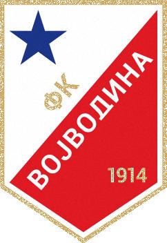 Logo of FK VOJVODINA (SERBIA)