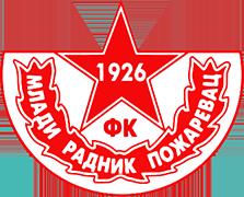 Logo of FK MLADI