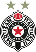 Logo of FK PARTIZAN DE BELGRADO