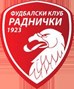 Logo of FK RADNICKI 1923