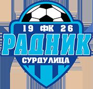 Logo of FK RADNIK SURDULICA