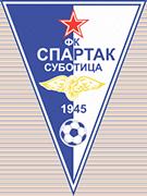 Logo of FK SPARTAK SUBOTICA