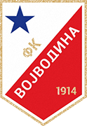 Logo of FK VOJVODINA