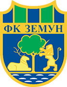 Logo de FK ZEMUN