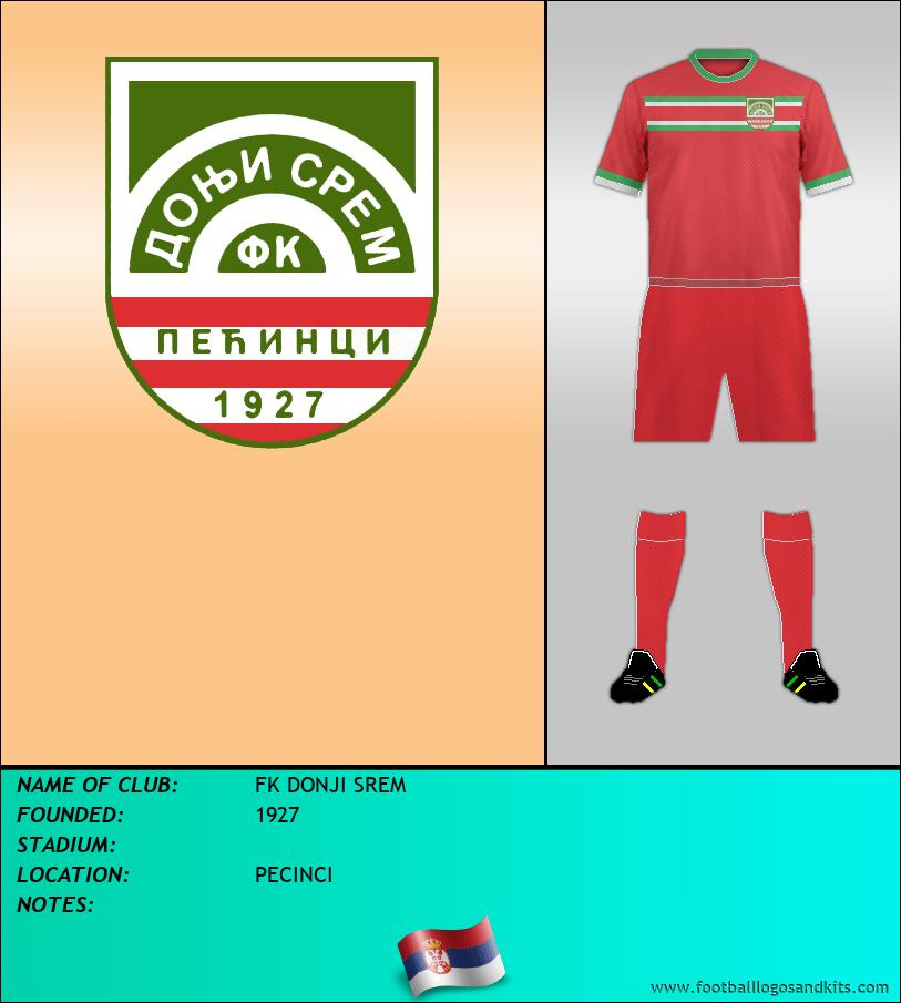 Logo of FK DONJI SREM