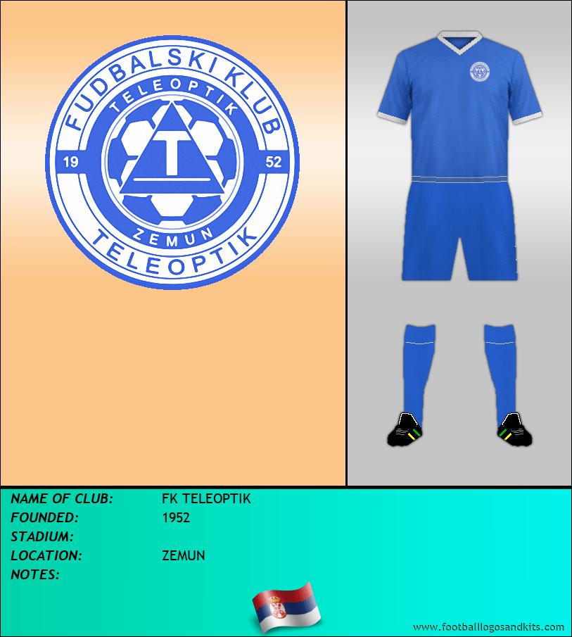 Logo of FK TELEOPTIK