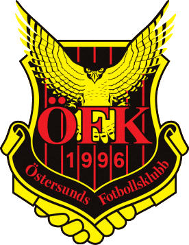 Logo of ÖRSTERSUNDS F.K. (SWEDEN)