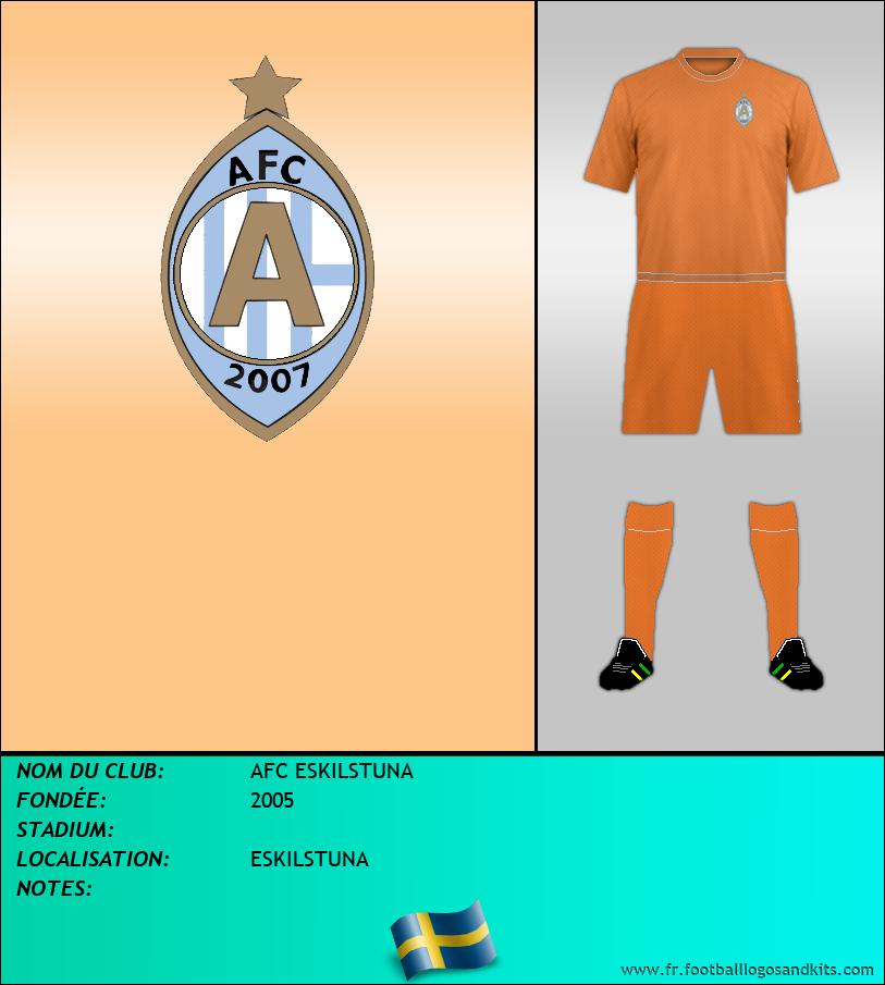 Logo de AFC ESKILSTUNA