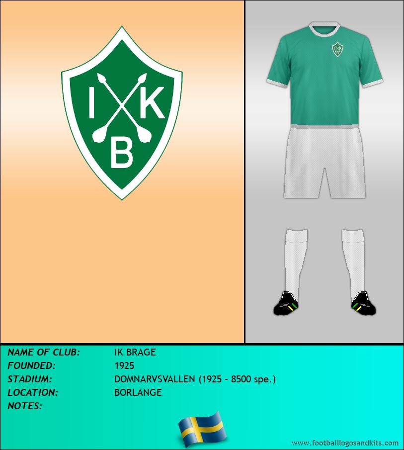 Logo of IK BRAGE