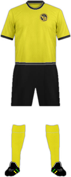 Kit BSC YOUNG BOYS