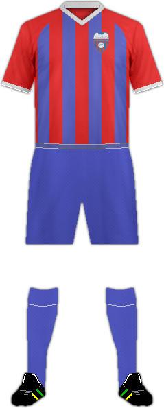 Kit FC CHIASSO