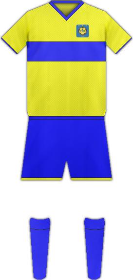 Kit FC LA CHAUX-DE-FOMDS