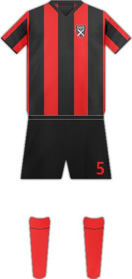 Kit NEUCHATEL XAMAX FC
