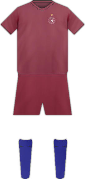 Kit SERVETTE FC